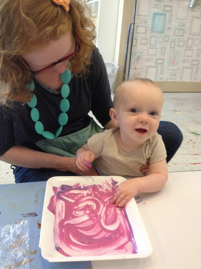 Art studios for families