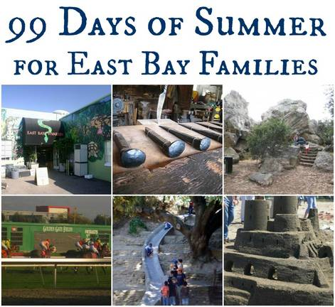 99 things to do this summer in the East Bay