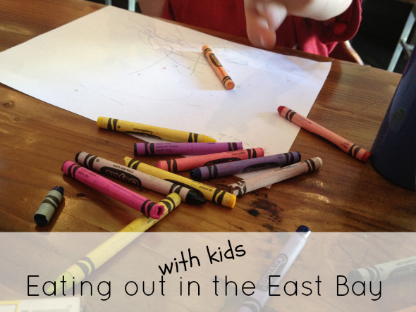 Eating out with kids in the East Bay