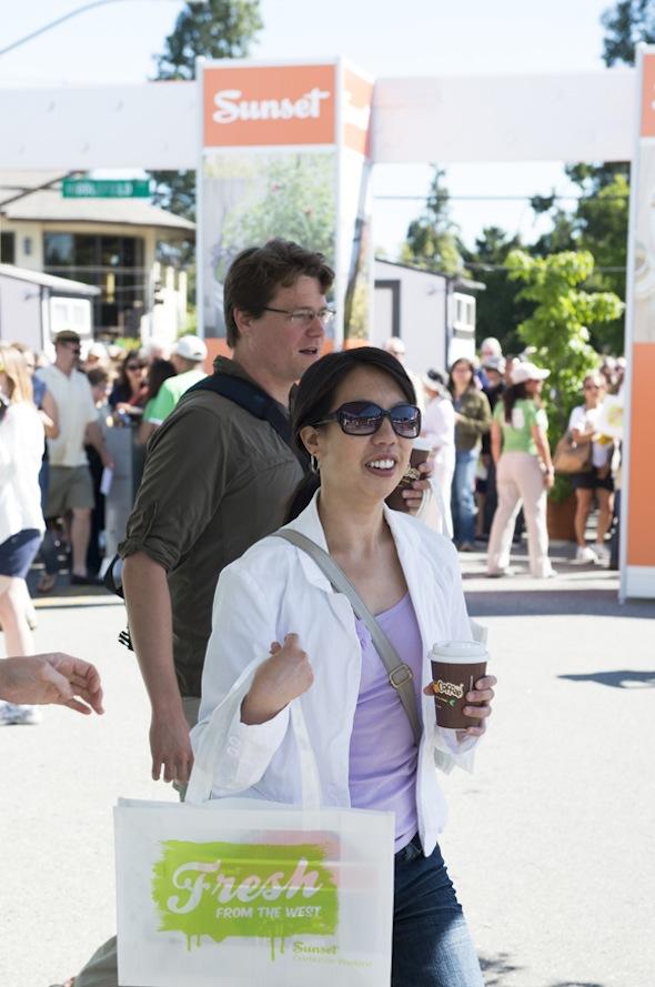 Main Entrance Sunset Celebration Weekend 2012Sunset Magazine