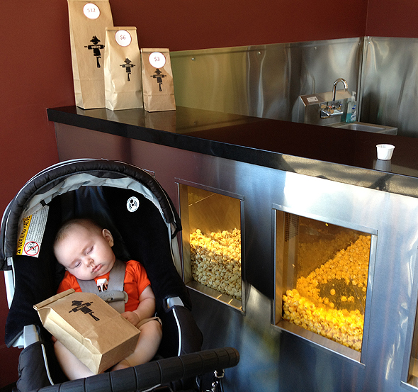 Scarecrow Popcorn in Oakland
