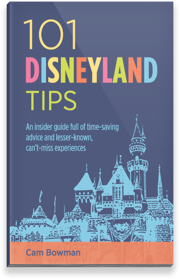 disneyland-tip-book