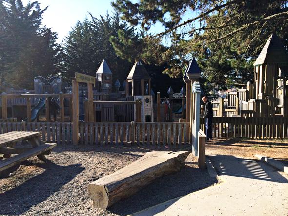 Moss Beach Playground