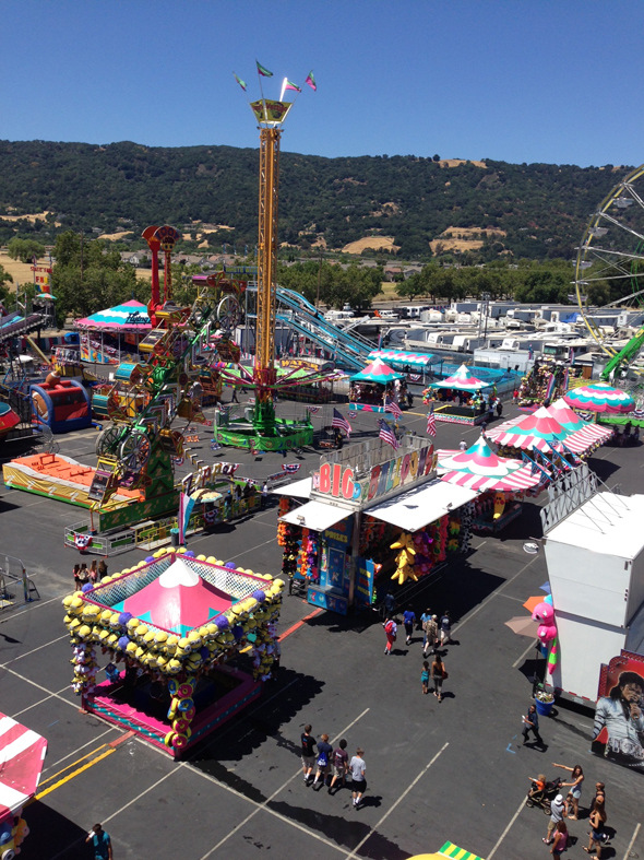 Things to do with kids at the Alameda County Fair