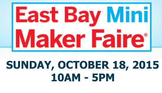 Win a VIP family pack to the East Bay Mini Maker Faire