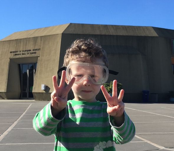 Three-year olds guides to fun stuff in the Bay Area #preschoolers #510families