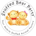Mobile Stuffed Bear Party