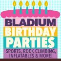Bladium birthday parties in Alameda