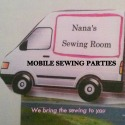 Nana's Mobile sewing parties