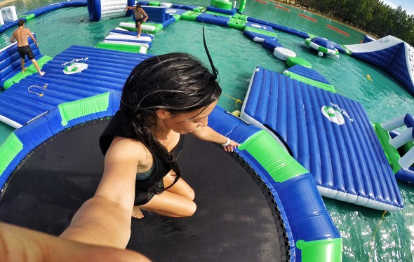 sacramento-water-park-inflatable
