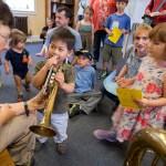 Community Music Day at Crowden School in North Berkeley