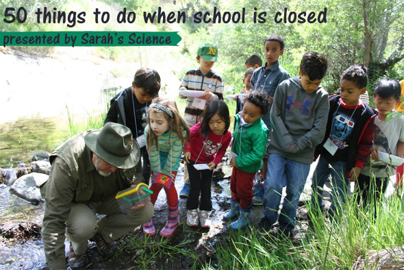 Things to do with East Bay kids when school is closed