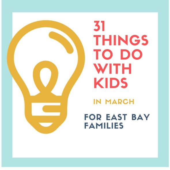 things to do in march with kids