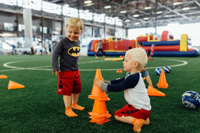 Try a lil kickers demo class