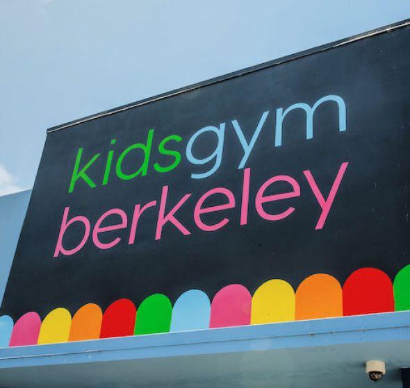 Kids Gym Berkeley