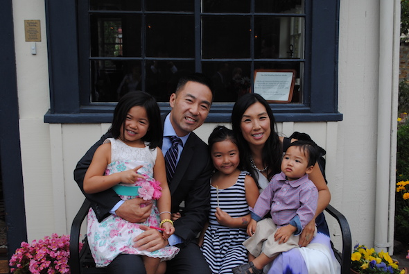 Fanny Woo & family in Napa shares her faves