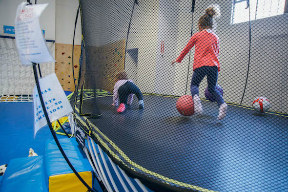 Kids Gym Berkeley epic playdate with 510families