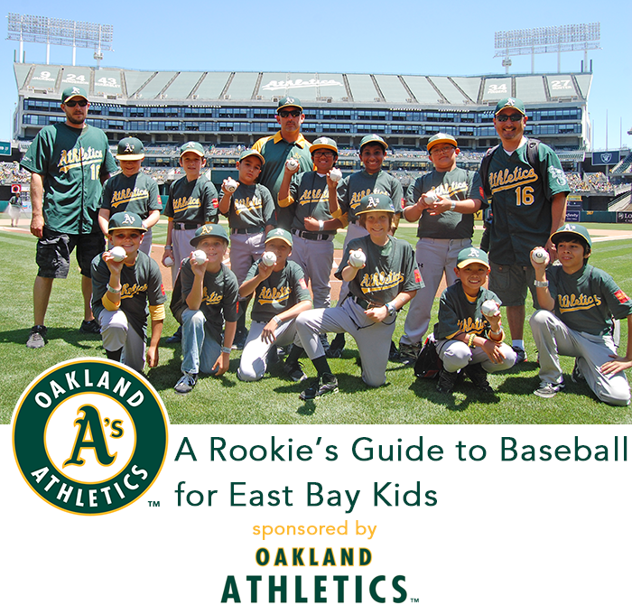How to get kids started with baseball in Oakland