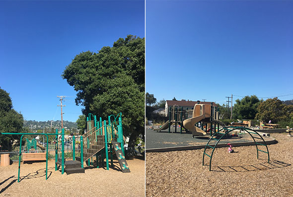 Huntington Park |Mendocino Park in El Cerrito