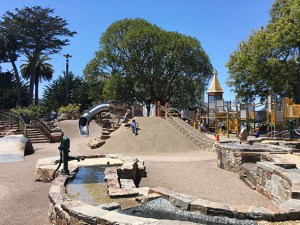 Five San Francisco playgrounds worth the trip