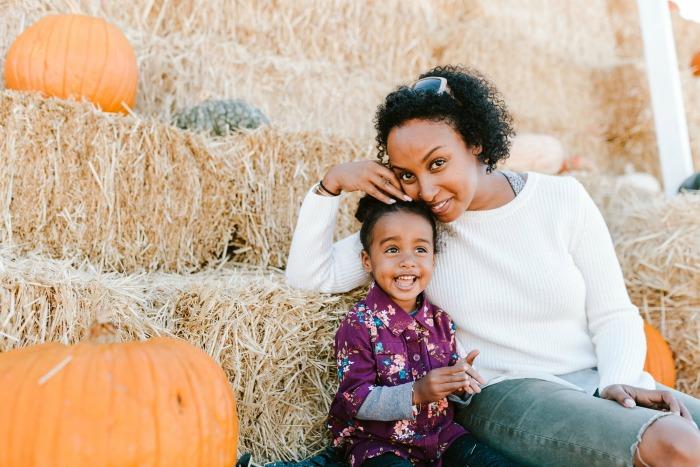Speer Family Farm pumpkin patch   Photo: Icarian