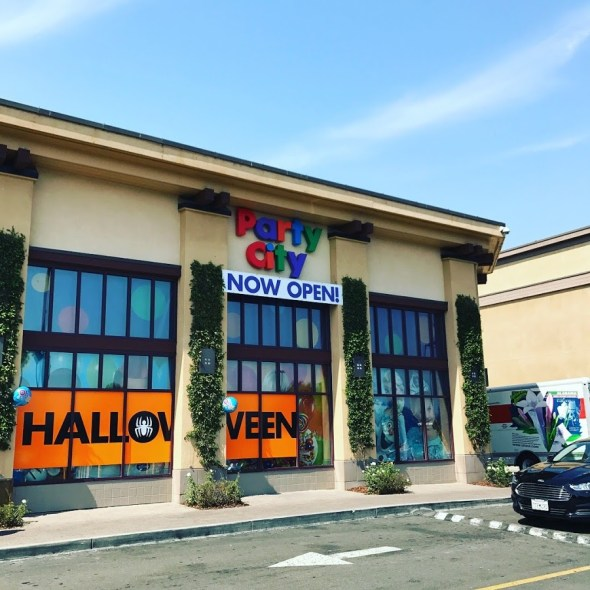 party city now open