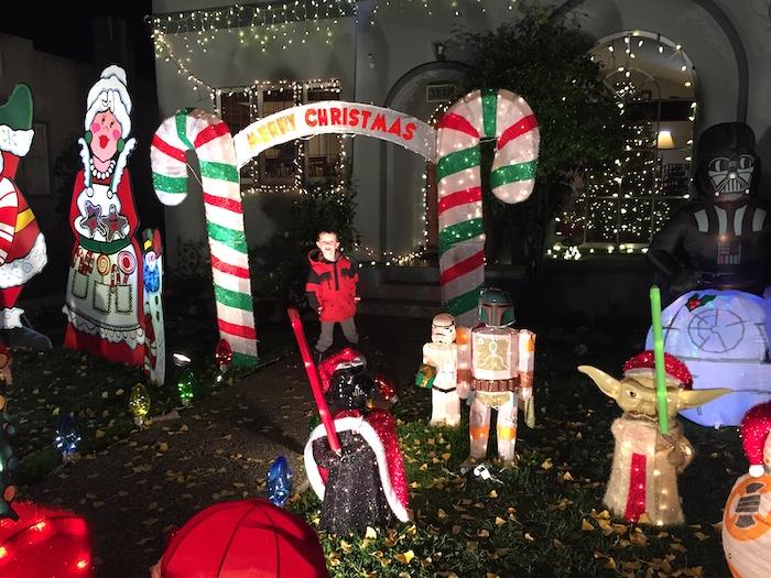 Alameda Christmas Tree Lane