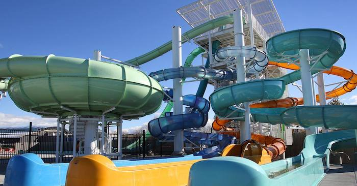 The Dublin Wave four waterslides