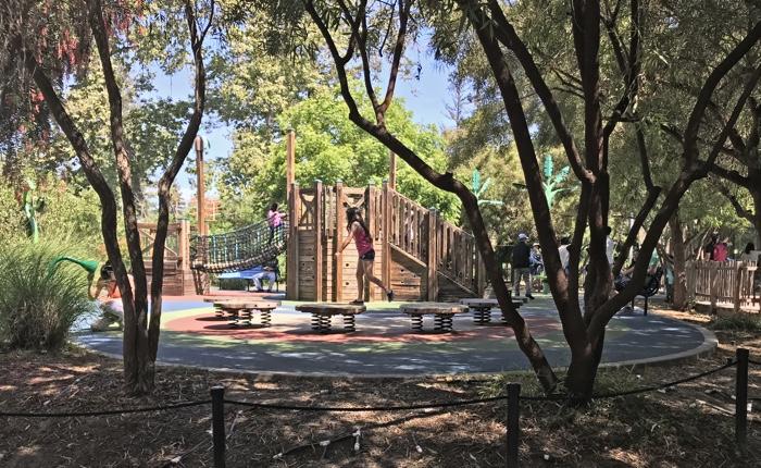 happy hollow playground
