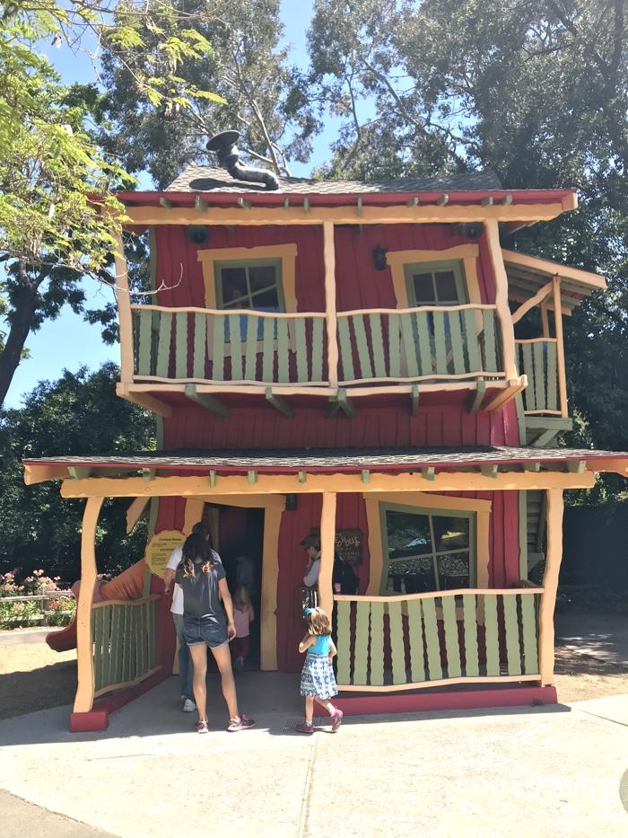 happy hollow playhouse