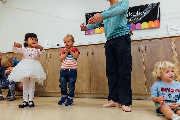 ballet preschool