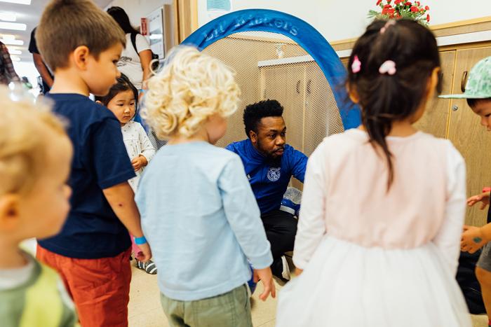 bladium preschool fair