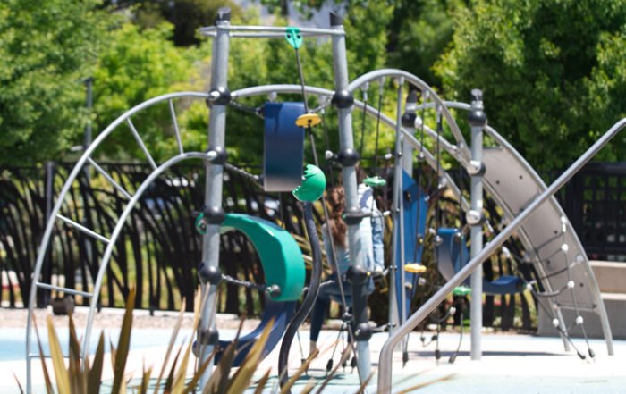 Doyle Hollis Playground in Emeryville