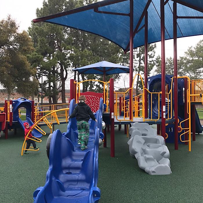 littlejohn park alameda