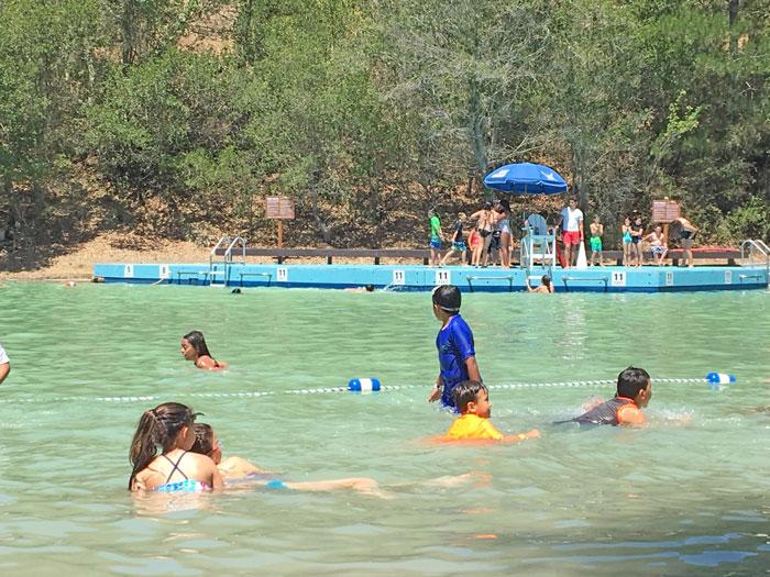 cull canyon swim lagoon
