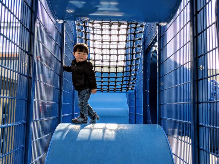 emeryville vertical playground