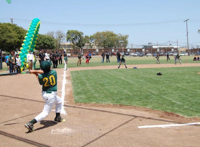 MLK Jr Baseball Field