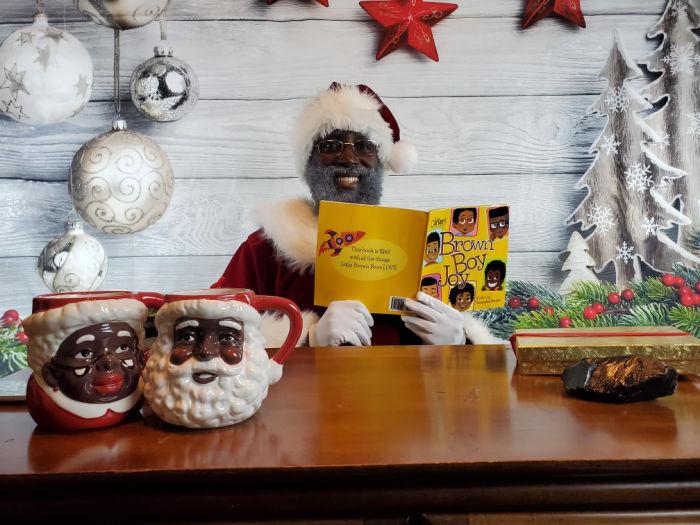 cocoa santa storytime