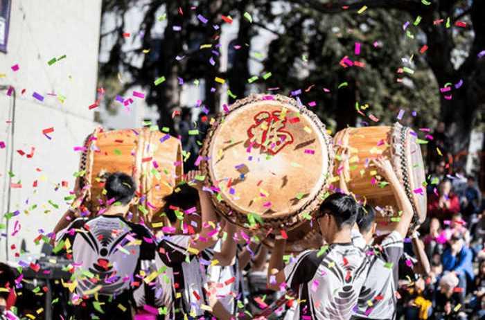OMCA Lunar Year 700