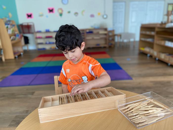 Oak grove preschool montessori