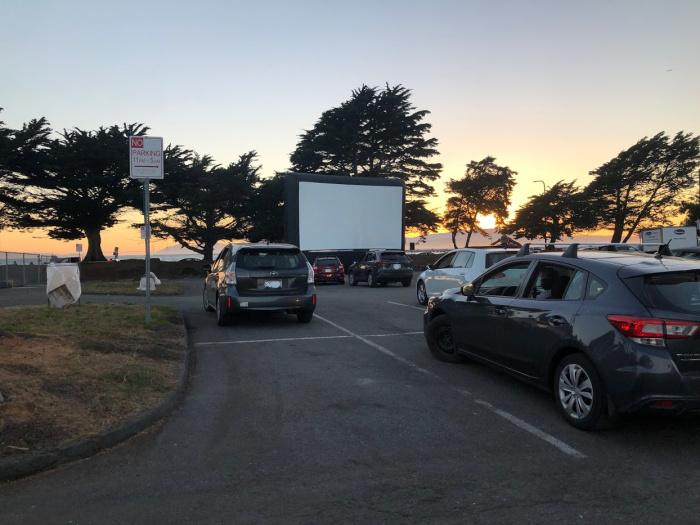 berkeley drive in movies