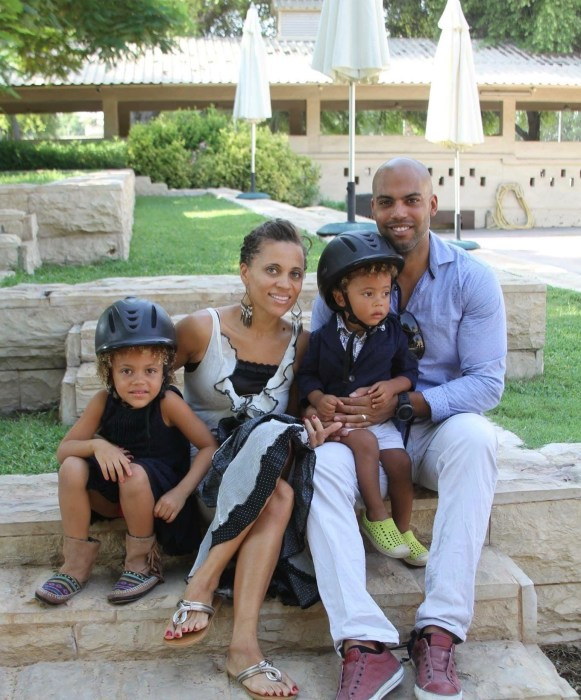 jahbi gaskin family