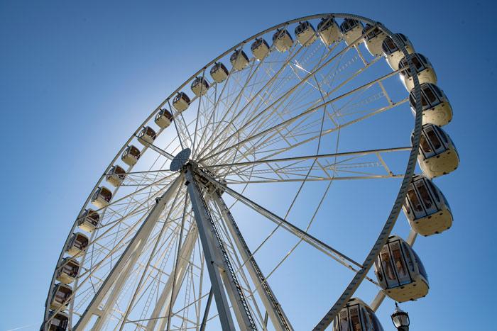 Sky Wheel in Golden Gate Park