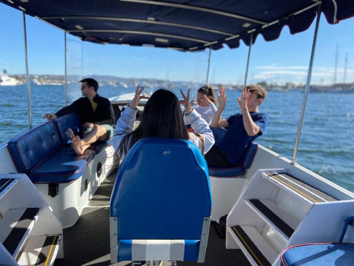 duffy boat balboa