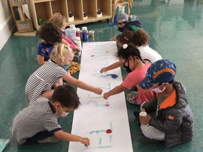 pre-kinder classroom