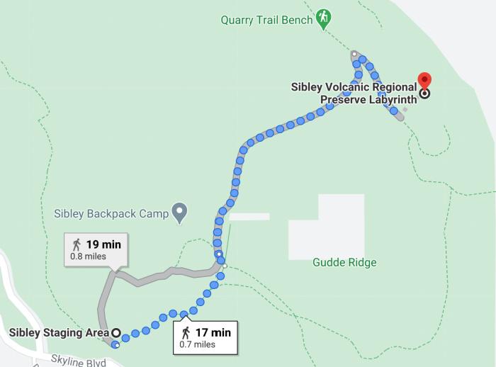 Sibley hike