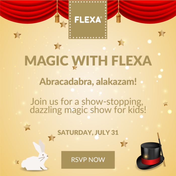magic show for children on saturday july 31
