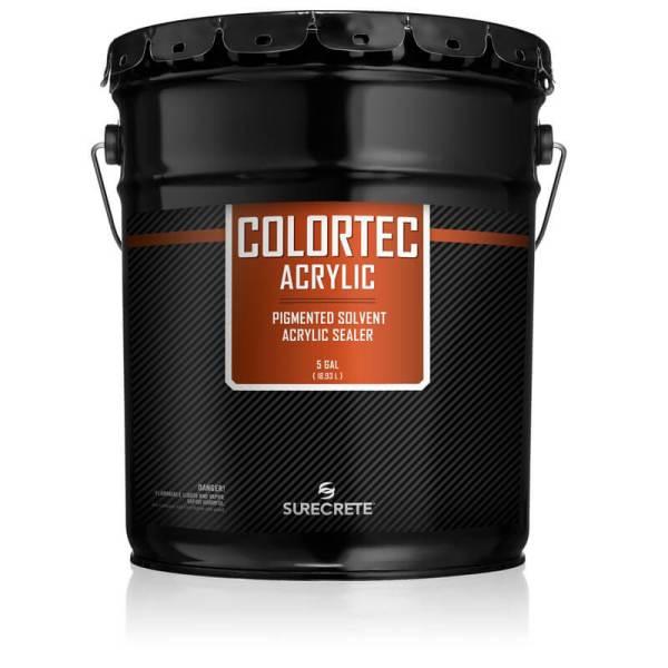 ColorTec Acrylic | Premium Alkaline resistant colored sealer