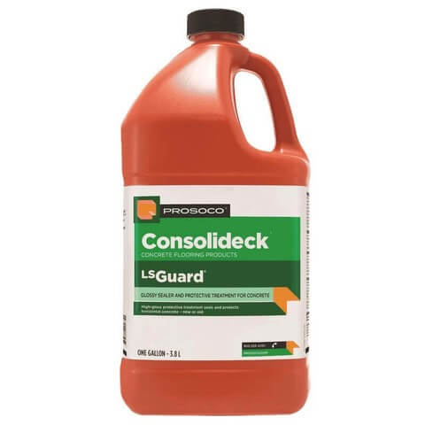 1-Gal Glossy Sealer and Protective Treatment   LS Guard