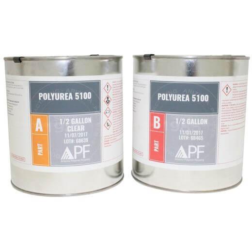 Polyurea 5100 | Arizona Polymer Flooring